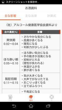 お酒計算 screenshot 4
