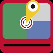 Poke location GO icon