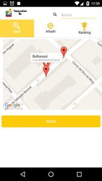 Poke location GO screenshot 1