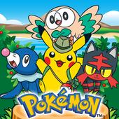 Campamento Pokémon icono