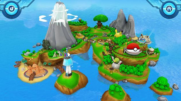 Campamento Pokémon Poster