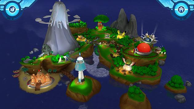Campamento Pokémon captura de pantalla 1