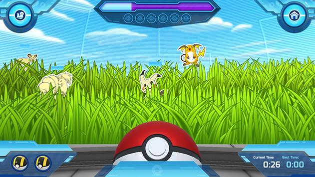 Campamento Pokémon captura de pantalla 3