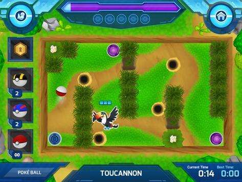 Campamento Pokémon captura de pantalla 7