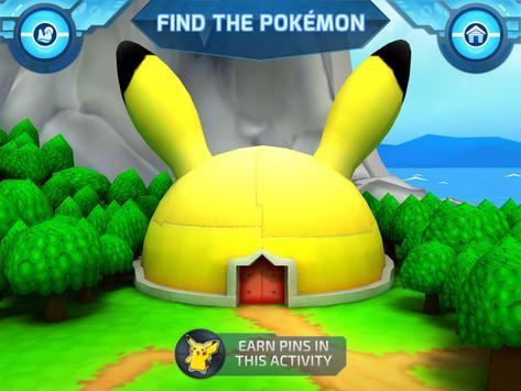 Camp Pokémon apk screenshot