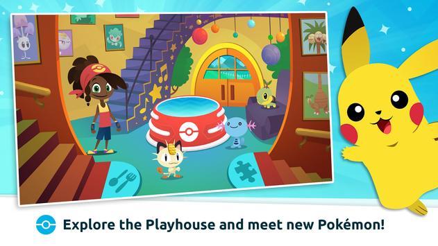 Pokémon Playhouse 海報