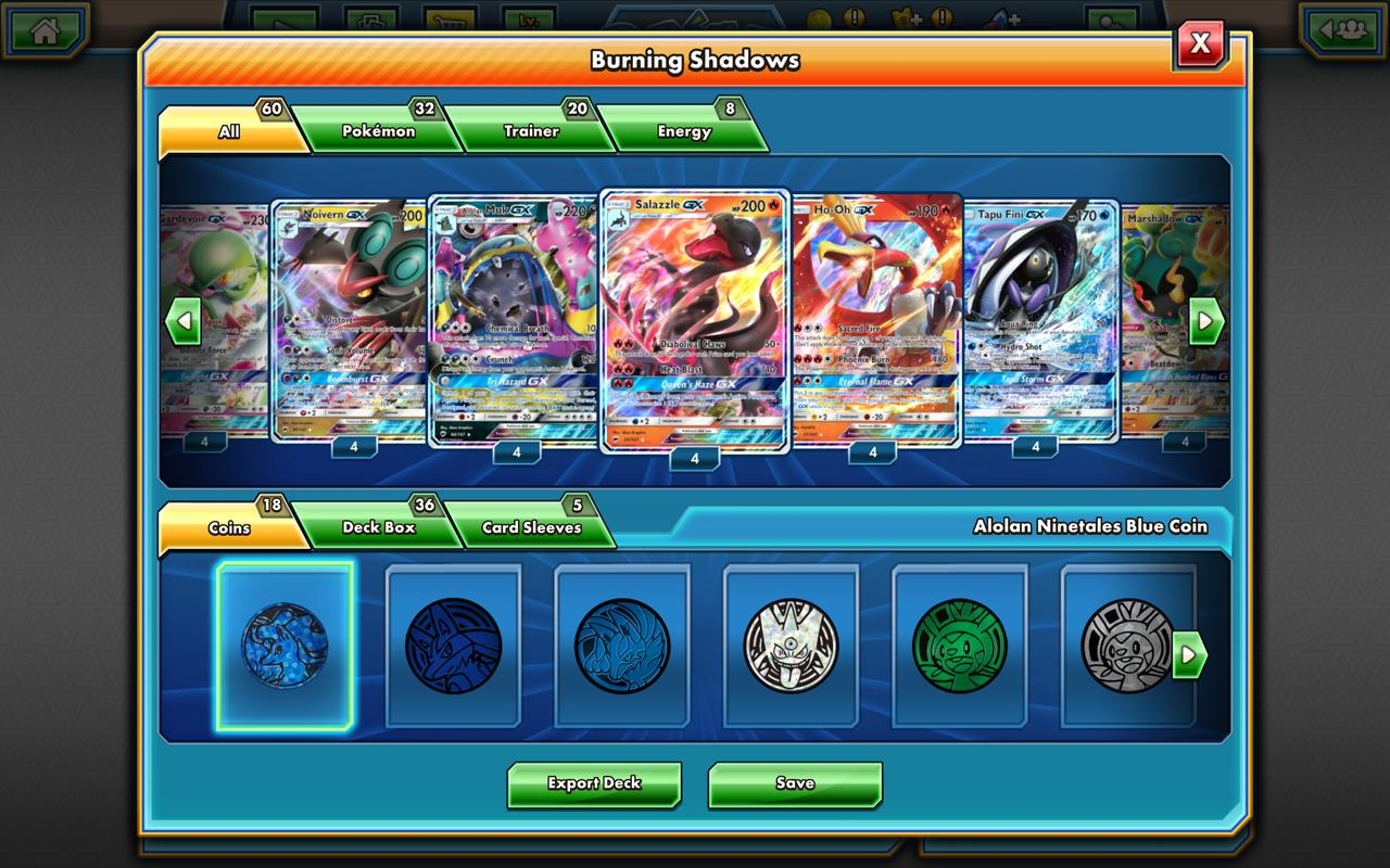 pokemon trading card game online android apk