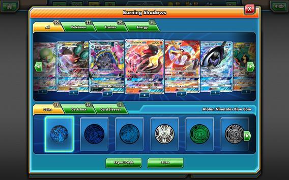Pokémon TCG Online apk screenshot