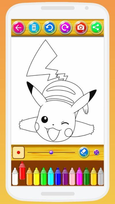 Pokemon Para Colorear For Android Apk Download