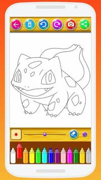 Pokemon Coloring Book for Android - APK Download