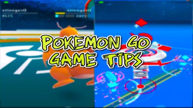 Tips Pokemon Go 2K17 poster
