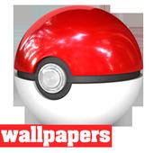 Pokewall. HD Wallpaper Pokemon icon