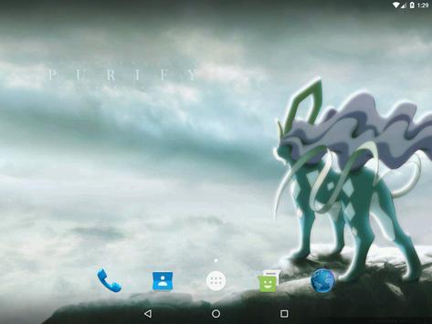 Pokewall. HD Wallpaper Pokemon screenshot 3