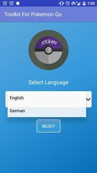 ToolKit for Pokemon Go apk screenshot