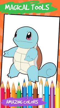 Kids Coloring for Pokemon APK Download - Free Education APP for ...