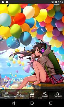 Anime Girl HD Wallpapers apk screenshot
