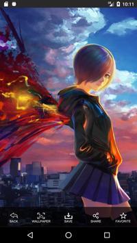Anime Girl HD Wallpapers screenshot 3
