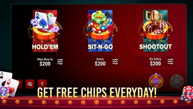 Poker Game screenshot 13