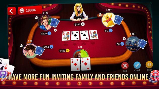Poker Game screenshot 1