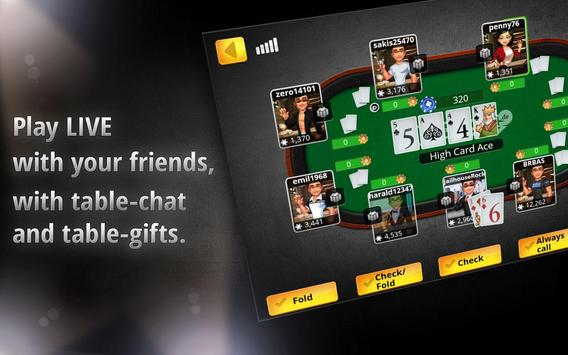 Free Texas Holdem Poker screenshot 3