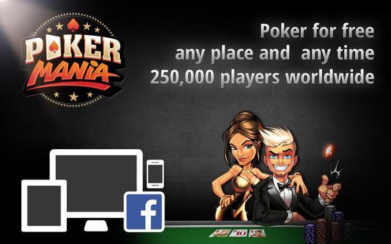 Free Texas Holdem Poker poster