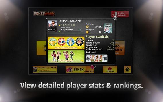 Free Texas Holdem Poker screenshot 17