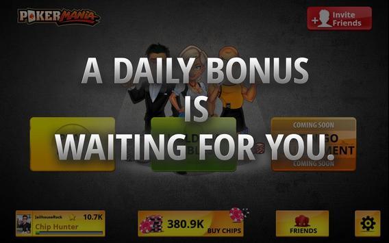 Free Texas Holdem Poker screenshot 1