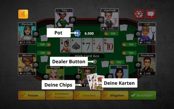 Free Texas Holdem Poker screenshot 9