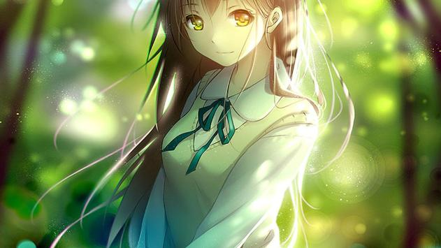Anime Girl Wallpapers HD screenshot 1