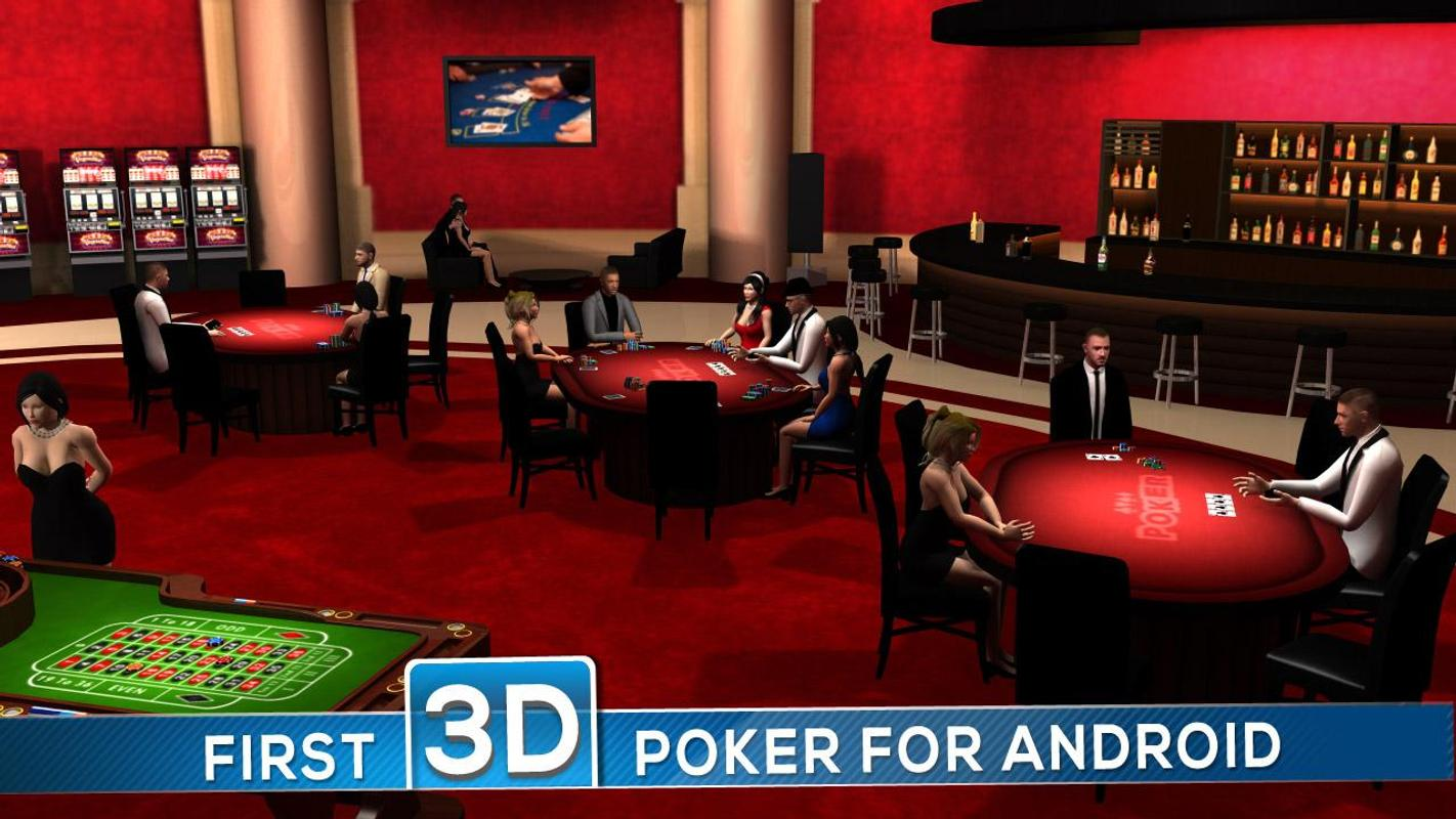 Poker 3d Live And Offline For Android Apk Download