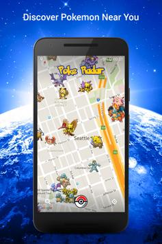 Poke Radar for Pokemon GO Cartaz