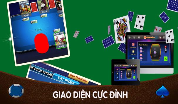 Game bai doi thuong apk screenshot