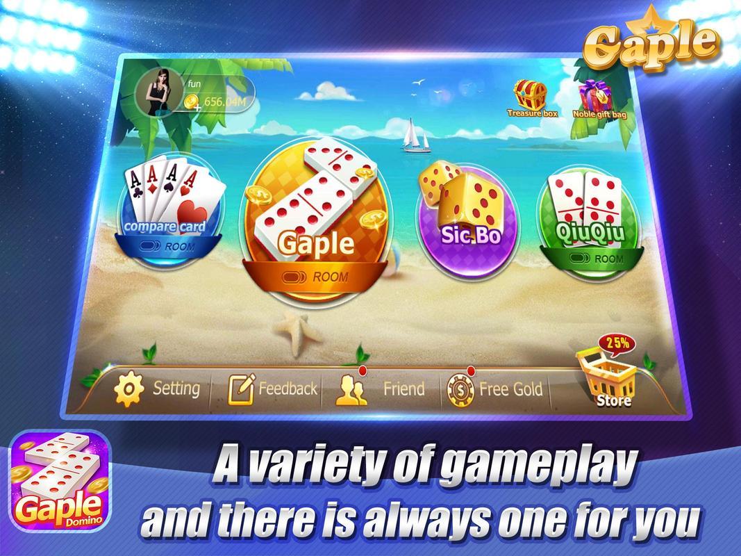 Domino Gaple:Online qiuqiu 99 for Android - APK Download