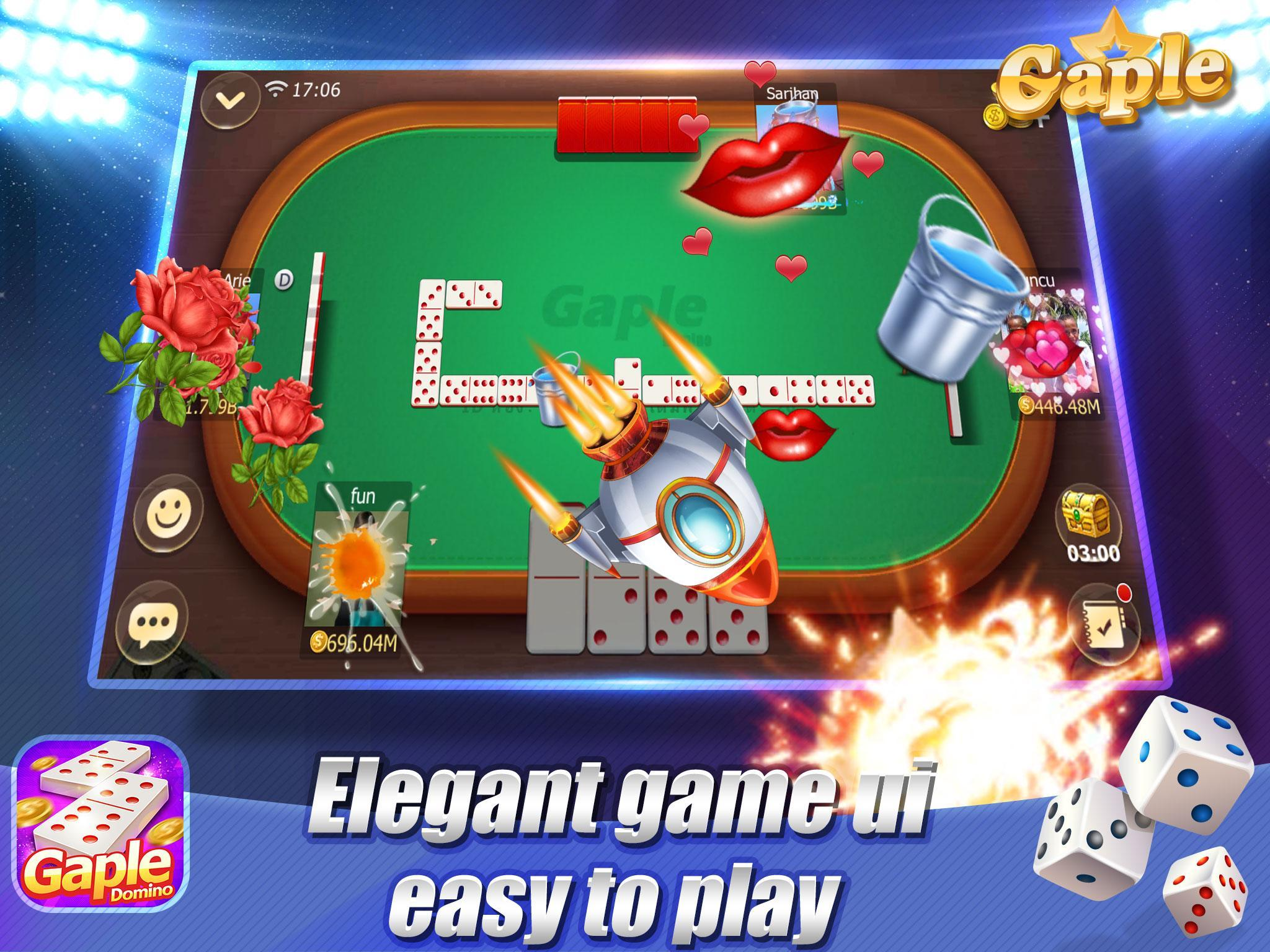 Domino Gaple Online Qiuqiu 99 For Android Apk Download