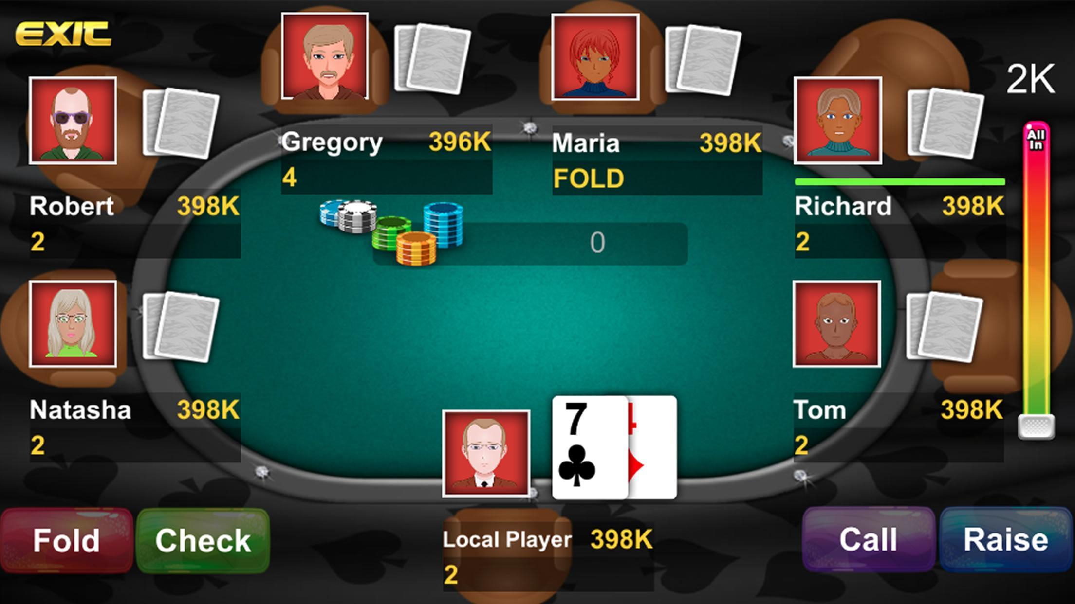 Онлайн покер стар как играть в игру 105 на картах