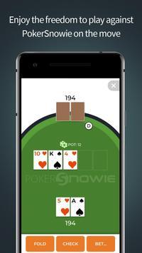PokerSnowie screenshot 1