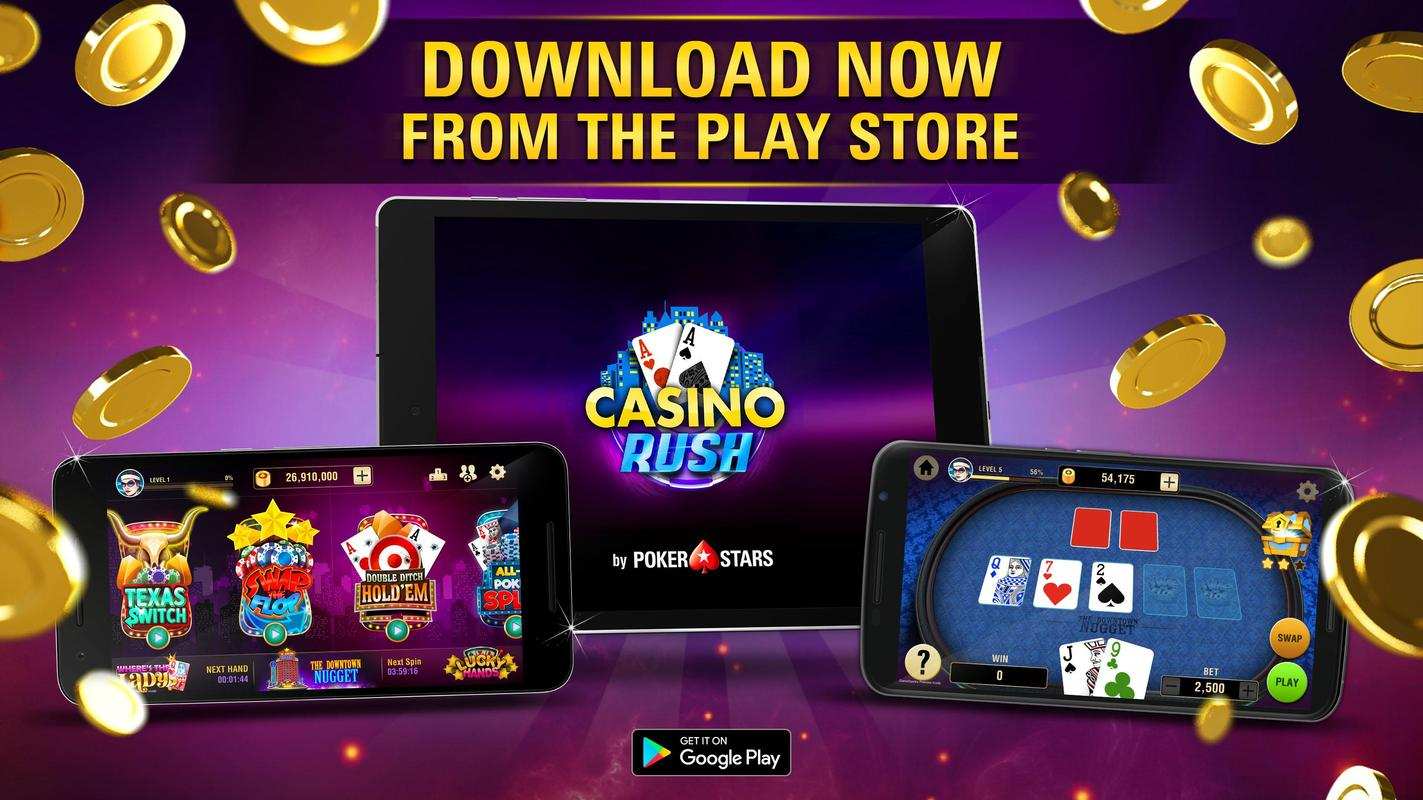 pokerstars casino download android