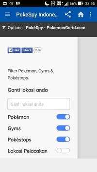 PokeSpy Indonesia apk screenshot