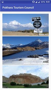 Pokhara Tourism poster