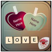 Stylish name maker pro icon