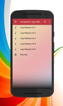 Lagu Pop Malaysia Lengkap apk screenshot