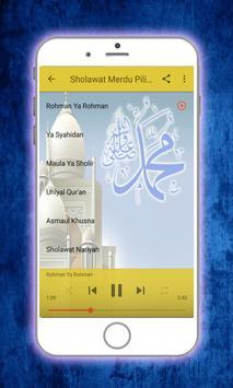 Sholawat Law Kana Bainanal Habib Offline screenshot 4