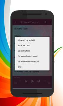 Sholawat Az Zahir Terbaru screenshot 3