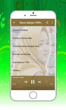 Nissa Sabyan Offline 2018 screenshot 2