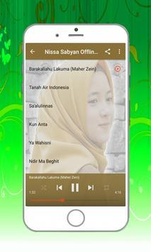 Nissa Sabyan Offline 2018 screenshot 3