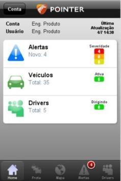 Pointer MX Mobile screenshot 1