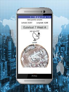 Satellite Finder screenshot 1