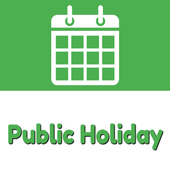 Public Holiday icon