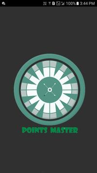 Points Master screenshot 1