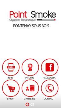 Point Smoke Fontenay sous bois poster